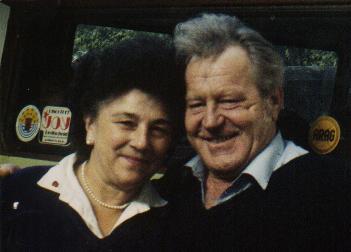 Inge und Erich Schmidt