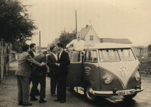 Busfahrt E. Schmidt