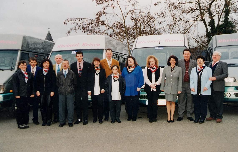 Unser Team 2001